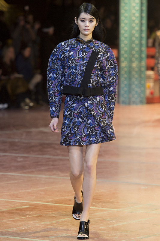RedCafe | Kenzo, Fall-Winter 2013-2014