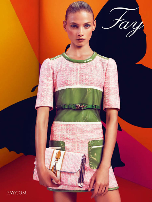 RedCafe | Fay Spring-Summer 2013
