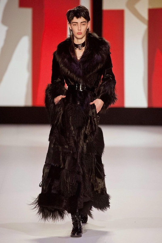 RedCafe | Jean Paul Gaultier, Fall-Winter 2013-2014